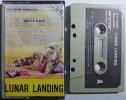 LUNAR LANDING (Spectrum)(1984)