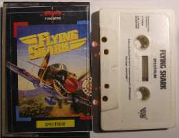 FLYING SHARK (Spectrum)(1988)