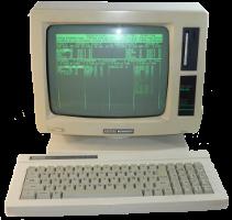 Amstrad PCW 8256 (1985) (ORD.0032.P/Funciona/Ebay/25-02-2016)