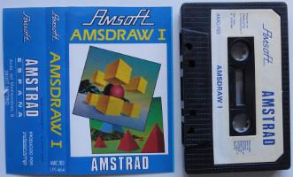 AMSDRAW I (Amstrad CPC)(1985)