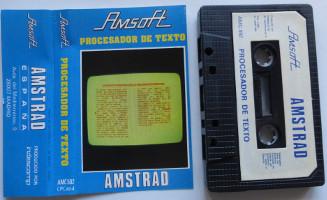 PROCESADOR DE TEXTO (Amstrad CPC)(1985)