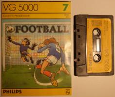 FOOTBALL (VG 5000)(1984)