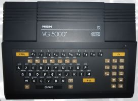 Philips VG 5000 (1984) (ORD.0053.P/Funciona/Ebay/20-08-2017)