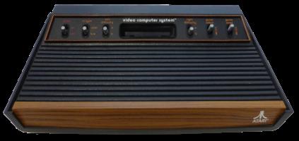 Atari 2600 'Woody' (1978) (ORD.0057.P/Funciona/Ebay/01-10-2017)