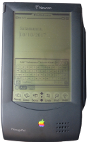 Apple Newton MessagePad H1000 (1993) (ORD.0058.P/Funciona/Ebay/29-10-2017)