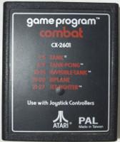 COMBAT (Atari 2600)(1978)