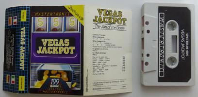 VEGAS JACKPOT (Spectrum)(1984)
