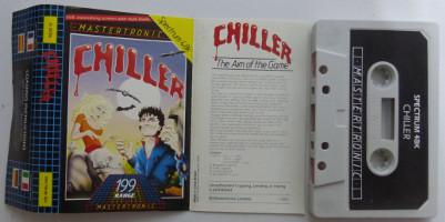 CHILLER (Spectrum)(1985)