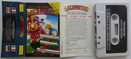 LOCO-MOTION (Spectrum)(1985)