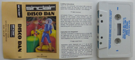 DISCO DAN (Spectrum)(1982)