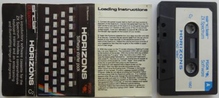 HORIZONS (Spectrum)(1982)