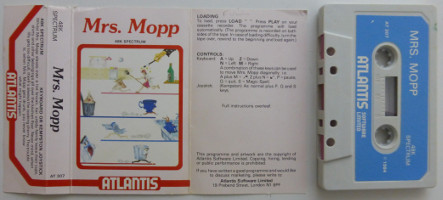 MRS. MOPP (Spectrum)(1984)