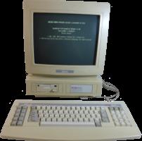 Amstrad PCW 9512 (1987) (ORD.0073.P/Funciona/Ebay/03-09-2018)