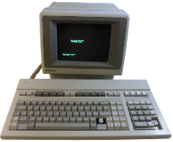 Ficha: Hewlett Packard HP-150 (1983)