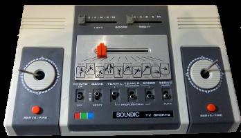 Soundic TVG SD-04 (1978) (ORD.0087.P/Funciona/Mercadillo/17-09-2017)