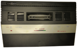 TV GAME 96 GAMES BUILT IN (1991) (ORD.0091.D/Funciona/Donado/24-02-2019)