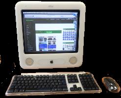 Ficha: eMac G4/1.0 ATI (2003)
