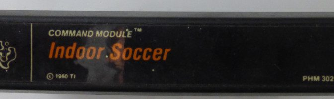 INDOOR SOCCER (Texas Instruments)(1980)