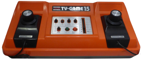 Ficha: Nintendo Color TV-GAME 15 (1977)
