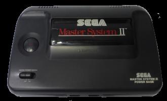 Ficha: Sega Master System II  (1990)