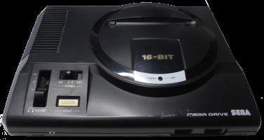Ficha: Sega Mega Drive I (1990)