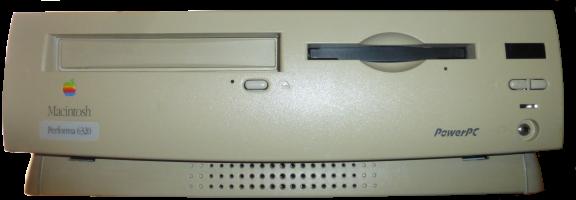 Ficha: Apple Performa 6320CD (1996)